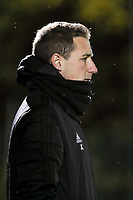 Head coach Jimmy Coenraets (OHL) pictured during a female soccer game between Oud Heverlee Leuven and Sporting de Charleroi on the seventh matchday of the 2020 - 2021 season of Belgian Womens Super League , sunday 15 th of November 2020  in Heverlee , Belgium . PHOTO SPORTPIX.BE | SPP | SEVIL OKTEM