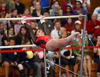 Stanford, CA; Sunday March 4, 2012: Women's Gymnastics, Stanford vs California vs Arizona.