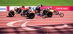 Brent Lakatos, Tokyo 2020  -  <br /> Athletics // Para-athlétisme.<br /> Brent Lakatos competes in the mens 1500m T54 // Brent Lakatos participe au 1500m T54 masculin. 30/08/2021.