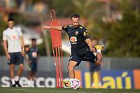 7th October 2020; Granja Comary, Teresopolis, Rio de Janeiro, Brazil; Qatar 2022 qualifiers; Everton Ribeiro of Brazil during training session