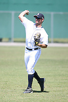 March 21st 2008:  Casper Wells of the Detroit Tigers minor league system during Spring Training at Tiger Town in Lakeland, FL.  Photo by:  Mike Janes/Four Seam Images