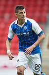 St Johnstone FC season 2017-18<br />Graham Cummins<br />Picture by Graeme Hart.<br />Copyright Perthshire Picture Agency<br />Tel: 01738 623350  Mobile: 07990 594431