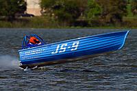 """JS-9 """"Kentucky Blue""""   (Jersey Speed Skiff(s)"""