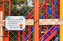 Tokyo park closed after high radiation level is detected