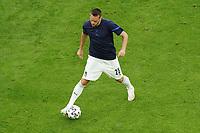 Rafael Toloi (Italien, Italy, Italia)<br /> - Muenchen 02.07.2021: Italien vs. Belgien, Viertelfinale, Allianz Arena Muenchen, Euro2020, emonline, emspor, Playoffs, Quarterfinals<br /> <br /> Foto: Marc Schueler/Sportpics.de<br /> Nur für journalistische Zwecke. Only for editorial use. (DFL/DFB REGULATIONS PROHIBIT ANY USE OF PHOTOGRAPHS as IMAGE SEQUENCES and/or QUASI-VIDEO)