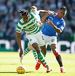 31.03.2019 Celtic v Rangers: Boyata and Alfredo Morelos