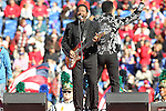 December 30, 2016: The Commodores perform at halftime of the AutoZone Liberty Bowl inside Liberty Bowl Memorial Stadium in Memphis, Tennessee. ©Justin Manning/Eclipse Sportswire/Cal Sport Media