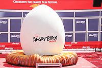 celebration avec le film angry birds de l ouverture du festival du film a cannes le mardi 10 mai 2016