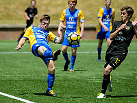 171216 National Youth League Football - Team Wellington v Southern United