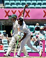 10th January 2021; Sydney Cricket Ground, Sydney, New South Wales, Australia; International Test Cricket, Third Test Day Four, Australia versus India; Ravichandran Ashwin of India bowling