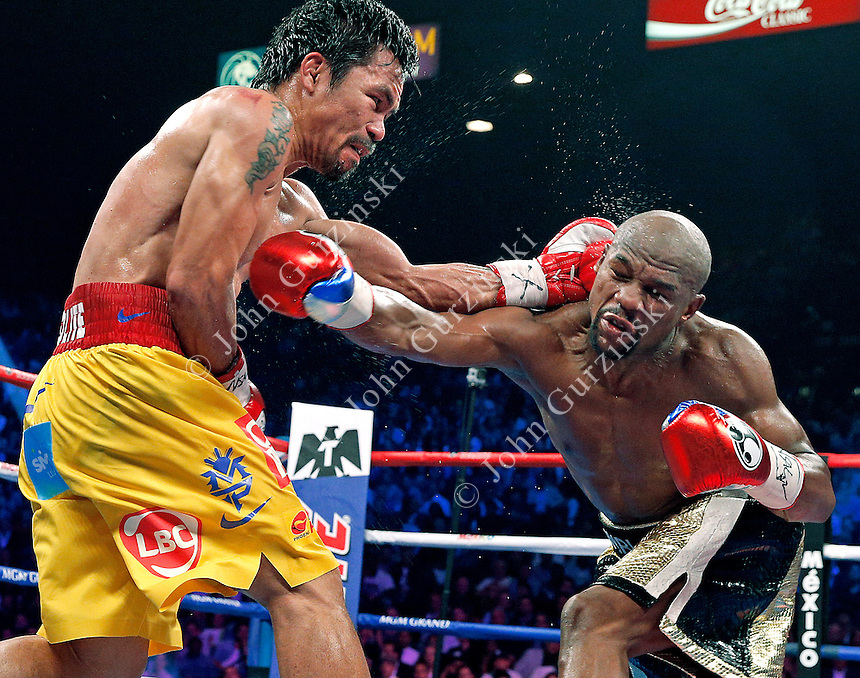 Mayweather Pacquiao Fight 050215
