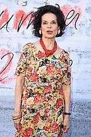 Bianca Jagger<br /> arriving for the Serpentine Summer Party 2018, Hyde Park, London<br /> <br /> ©Ash Knotek  D3409  19/06/2018