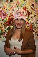 08-08-09 Kristen Alderson - Hats For Health
