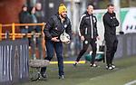 09.02.2020 BSC Glasgow v Hibs: BSC Glasgow manager Stephen Swift