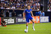 Sam Hutchinson (27) of Chelsea FC. Chelsea FC and Paris Saint-Germain played to a 1-1 tie during a 2012 Herbalife World Football Challenge match at Yankee Stadium in New York, NY, on July 22, 2012.