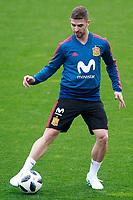 Spain's Yeray Alvarez during training session. May 29,2018.(ALTERPHOTOS/Acero) /NortePhoto.com