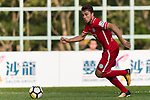 Torres Sartori Igor of Wofoo Tai Po in action during the Dreams FC vs Wofoo Tai Po match of the week one Premier League match at the Aberdeen Sports Ground on 26 August 2017 in Hong Kong, China. Photo by Yu Chun Christopher Wong / Power Sport Images