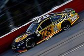 Monster Energy NASCAR Cup Series<br /> Bojangles' Southern 500<br /> Darlington Raceway, Darlington, SC USA<br /> Sunday 3 September 2017<br /> Martin Truex Jr, Furniture Row Racing, Bass Pro Shops/TRACKER BOATS 40th Anniversary Toyota Camry<br /> World Copyright: Rusty Jarrett<br /> LAT Images