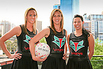 Vixens Launch 2007