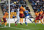 St Johnstone v Galatasaray…12.08.21  McDiarmid Park Europa League Qualifier<br />Chris Kane scores for saints<br />Picture by Graeme Hart.<br />Copyright Perthshire Picture Agency<br />Tel: 01738 623350  Mobile: 07990 594431