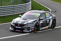 2020 British Touring Car Championship Media day. #777 Michael Crees. The Clever Baggers with BTC Racing. Honda Civic Type R.