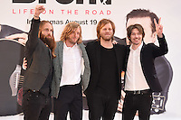 """Foregone Conclusion<br /> arrives for the """"David Brent: Life on the Road"""" premiere at the Odeon Leicester Square, London.<br /> <br /> <br /> ©Ash Knotek  D3143  10/08/2016"""