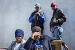 New Group of Migrants arrived Mexicali
