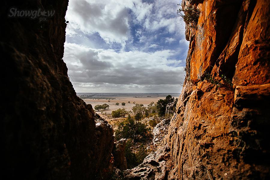 Image Ref: CA788<br /> Location: Mt Arapiles<br /> Date of Shot: 07.10.18
