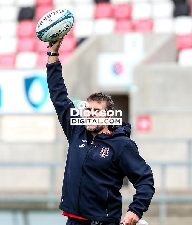 Tuesday 28th September 2021<br /> <br /> Jared Payne during Ulster Rugby training at Kingspan Stadium, Ravenhill Park, Belfast, Northern Ireland. Photo by John Dickson/Dicksondigital