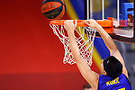 Liga ACB-ENDESA 2020/2021. Game: 26.<br /> FC Barcelona vs Casademont Zaragoza: 107-88.<br /> Kyle Kuric.