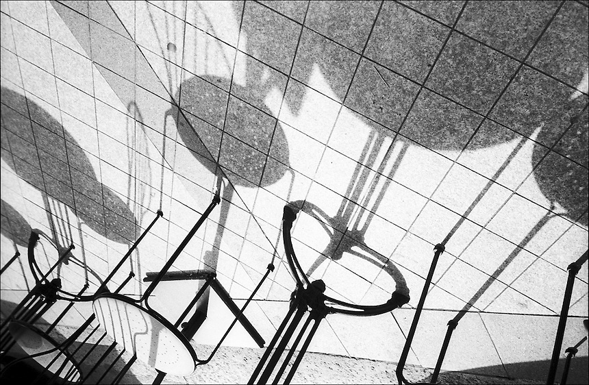 "From ""Miami in Black and White"" series. Miami, 2009"
