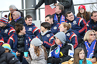 07.12.2014: 1. FFC Frankfurt vs. FC Bayern München