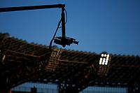 Telecamera. Tv Camera <br /> Napoli 25-08-2018  Stadio San Paolo <br /> Football Campionato Serie A 2018/2019 <br /> Napoli - Milan<br /> Foto Cesare Purini / Insidefoto