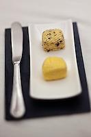 Europe/France/Bretagne/29/Finistère/Brest: restaurant d' Yvon Morvan : L'Armen  - Beurre demi-sel et aux algues de Solenn Milin, de la Ferme de Kéroudy à Milizac