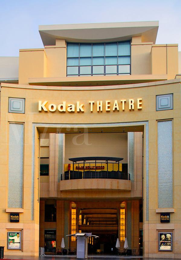 The Kodak Theatre on Hollywood Boulevard, Hollywood, Los Angeles, California