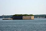 Fort Gorges, Caso Bay, Portland, ME