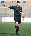 Referee Greg Aitken  ...