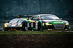 TianShi Racing Team, #66 Audi R8 Ultra GT3, driven by Peng Liu, Wiser Massimilano and Christopher Haase in action during the Free Practice 1 of the 2016-2017 Asian Le Mans Series Round 1 at Zhuhai Circuit on 29 October 2016, Zhuhai, China.  Photo by Marcio Machado / Power Sport Images