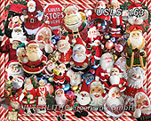 Lori, CHRISTMAS SANTA, SNOWMAN, WEIHNACHTSMÄNNER, SCHNEEMÄNNER, PAPÁ NOEL, MUÑECOS DE NIEVE, paintings+++++Crazy About Santa,USLS163,#x#