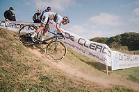CX World Champion Sanne Cant (BEL)<br /> <br /> Elite Women's race<br /> GP Mario De Clercq / Hotond cross 2018 (Ronse, BEL)