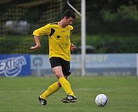 Sporting Menen - KV Oostende : Charly Allard<br /> foto VDB / Bart Vandenbroucke