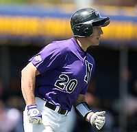 May 14, 2009:  Matt Wietlispach of Niagara University during a game at Demske Sports Complex in Buffalo, NY.  Photo by:  Mike Janes/Four Seam Images