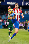 Gabriel Fernandez Arenas 'Gabi' of Atletico de Madrid in action during their La Liga 2016-17 match between Atletico de Madrid vs Real Betis Balompie at the Vicente Calderon Stadium on 14 January 2017 in Madrid, Spain. Photo by Diego Gonzalez Souto / Power Sport Images