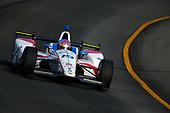 Verizon IndyCar Series<br /> ABC Supply 500<br /> Pocono Raceway, Long Pond, PA USA<br /> Saturday 19 August 2017<br /> Ed Jones, Dale Coyne Racing Honda<br /> World Copyright: Phillip Abbott<br /> LAT Images