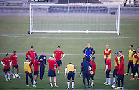 USMNT Practice, Tuesday, March 19, 2013