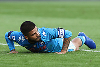 Lorenzo Insigne of SSC Napoli<br /> during the Serie A football match between Benevento Calcio and SSC Napoli at stadio Ciro Vigorito in Benevento (Italy), October 25th, 2020. <br /> Photo Cesare Purini / Insidefoto