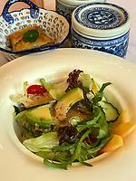 Yangzhou, Jiangsu, China.  Salad before Dinner.