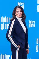 The actress Nora Navasattends the photocall of the movie 'Dolor y gloria' in Villa Magna Hotel, Madrid 12th March 2019. (ALTERPHOTOS/Alconada) /NortePhoto.con NORTEPHOTOMEXICO