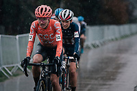 Marianne Vos (NED/CCC)<br /> <br /> UCI cyclo-cross World Cup Dendermonde 2020 (BEL)<br /> Women's Race<br /> <br /> ©kramon