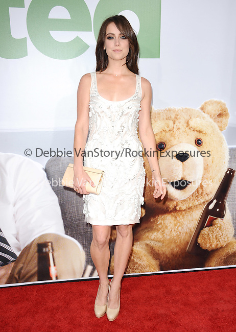 Jessica Stroup at The Universal Pictures' L.A. Premiere of TED held at The Grauman's Chinese Theatre in Hollywood, California on June 21,2012                                                                               © 2012 Hollywood Press Agency
